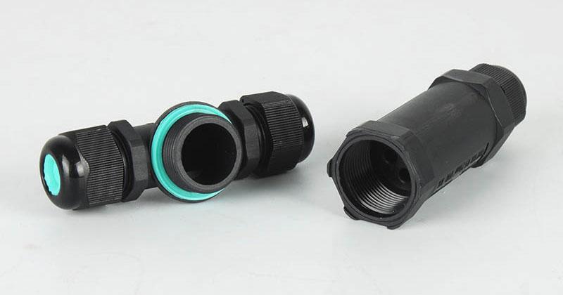 T字防水连接器